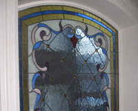 Etched & Leaded Glass